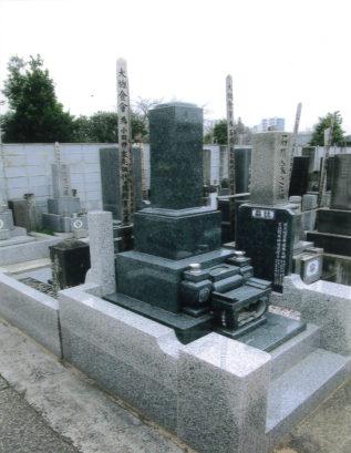 建墓実績14 杉並区