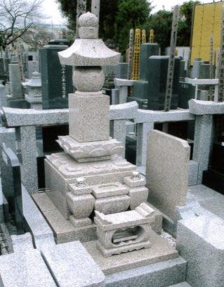建墓実績17 杉並区