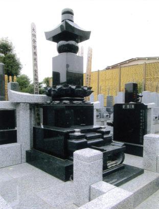 建墓実績19 杉並区