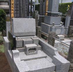 建墓実績21 杉並区