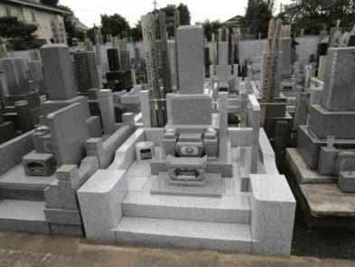 建墓実績24 杉並区