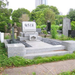 建墓実績28 都営 青山霊園