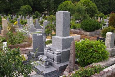 建墓実績29 都営 多磨霊園