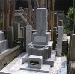 建墓実績7 杉並区