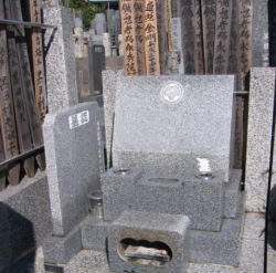 建墓実績8 中野区